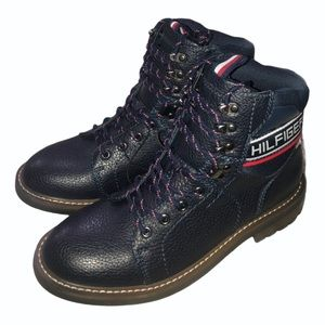 NEW Tommy Hilfiger TMHaslow Hiking Boots